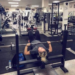 Barbell bench press | Bodyreach UK