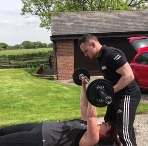 Bench press | Bodyreach UK