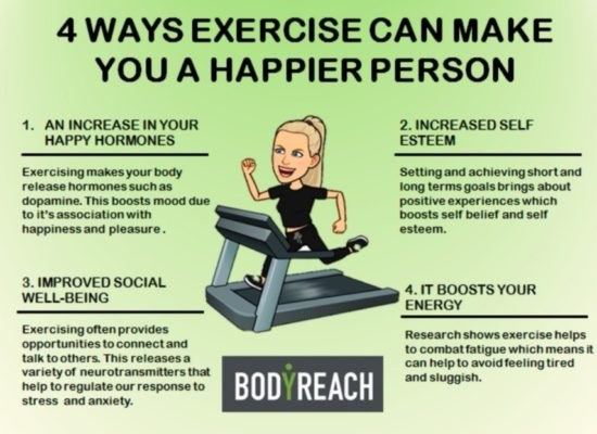 Can exercise help anxiety