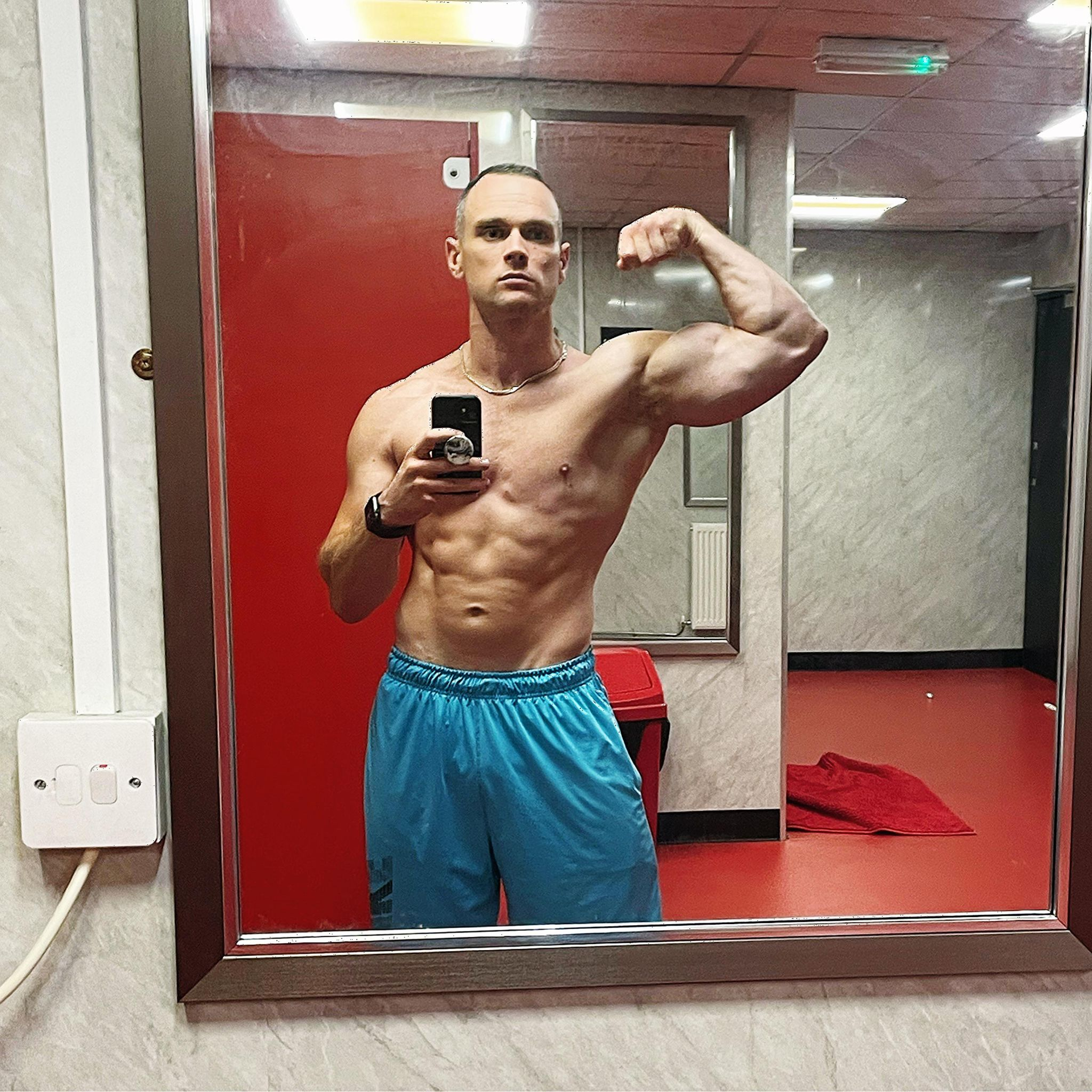Growing muscle