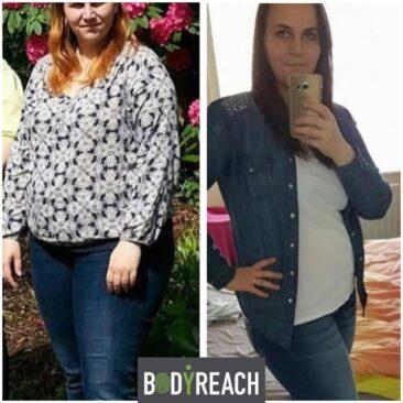 Silvia's Body Transformation