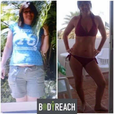 Victoria's Body Transformation