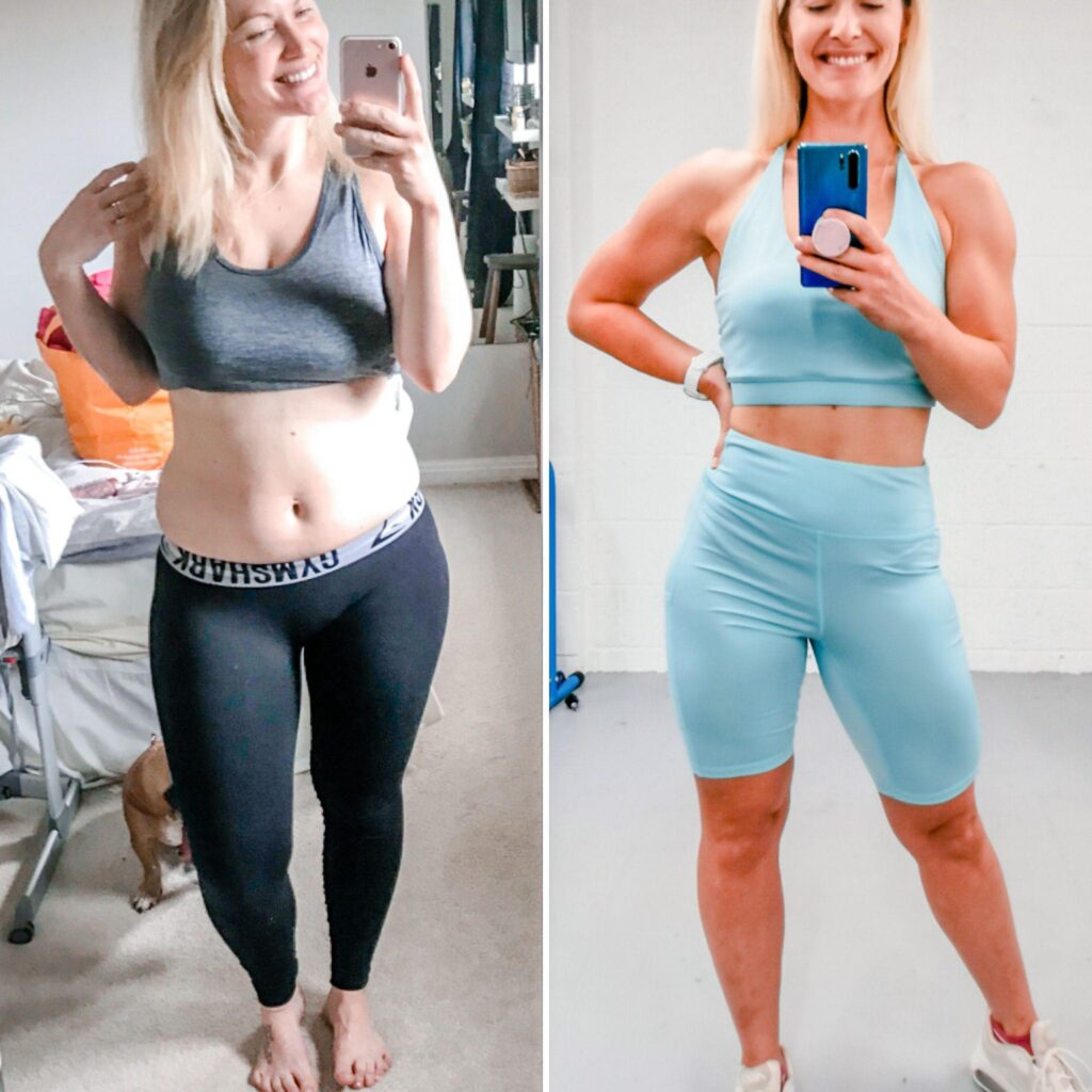 Online Personal Trainers Journey